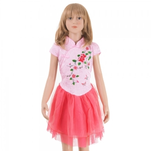 Qipao Chinese Dress for Girl QXkid5