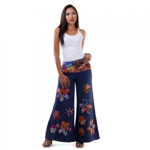 Hippie Jeans, Hippie Wide leg pants, skirt pants