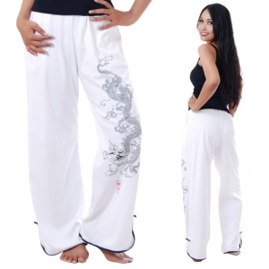 Women Chinese Yoga Pants