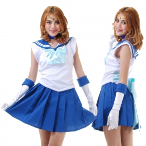 Ami Mizuno - Sailor Mercury Costume
