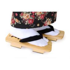 Socks for Geta, socks for yukata geisha samurai costumes
