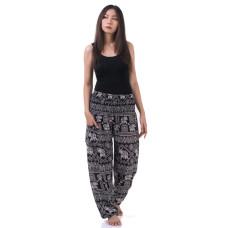 Black Harem Pants Genie Pants FAB730