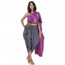 Thai Costume Traditional Thai Dress FATS10
