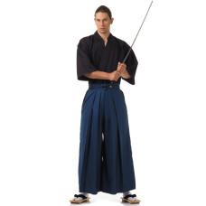 Japanese Men Samurai Kimono Costume HK23