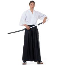 Japanese Men Samurai Kimono Costume HK8