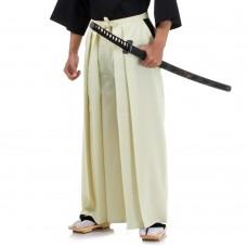 Men hakama pants, Kendo outfit, Samurai pants
