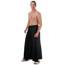 Men hakama pants, Kendo outfit, Samurai Costume HKP1