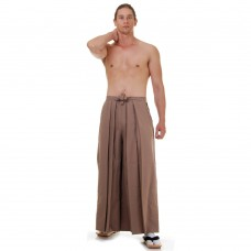 Men hakama pants, Kendo outfit, Samurai costume HKP19