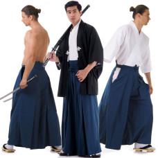 Japanese Samurai Kimono Set 3 pieces HM42