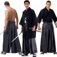 Japanese Samurai Kimono Set 3 pieces HM47
