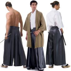 Japanese Samurai Kimono Set 3 pieces HM48