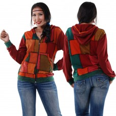Hippie Goa Patchwork Jacket RC806