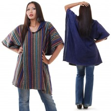 Hippie Goa Patchwork Poncho RC848