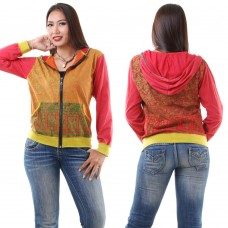 Hippie Goa Patchwork Jacket