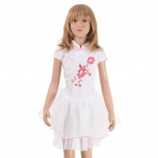 Qipao Chinese Dress for Girl QXkid6