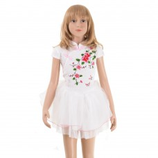 Qipao Chinese Dress for Girl QXkid7