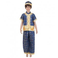 Boy Chinese Costumes Gold PKB3