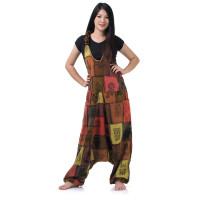 Hippie Jeans Patchwork Harem Aladdin Genie Pants RDP440