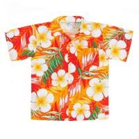 Kid Songkran Floral Shirt RMA24