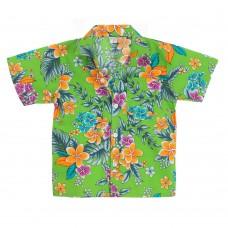 Kid Songkran Floral Shirt RMA27