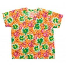 Kid Songkran Floral Shirt RMA34
